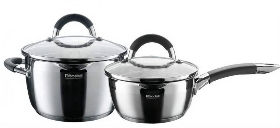 Набор посуды Rondell Flamme RDS-340