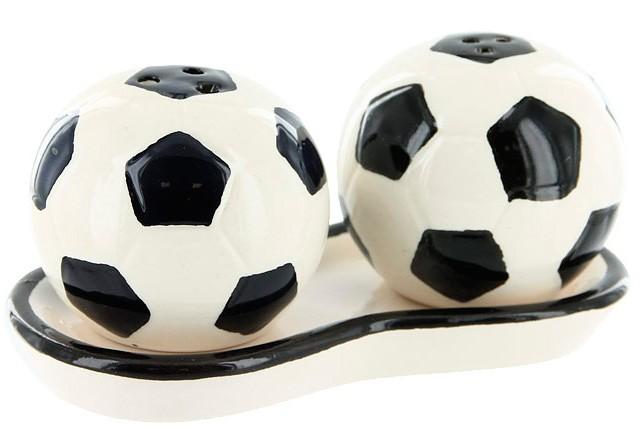 Солонки - мячи