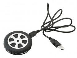 USB Hub на 4 порта в виде автомобильного колеса