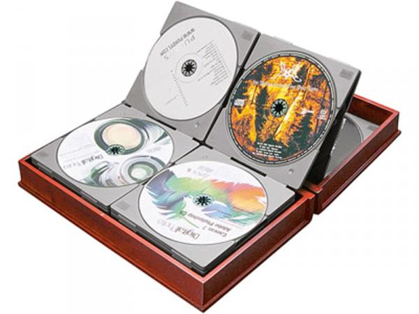 Альбом для 24 CD в виде книги