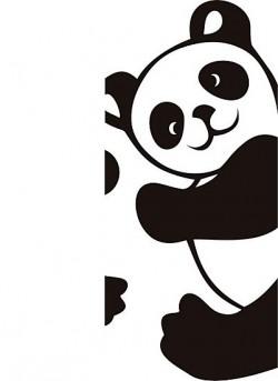 Панда h-03 s