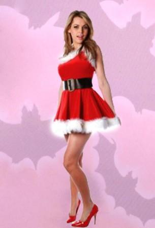 Костюм Miss Santa