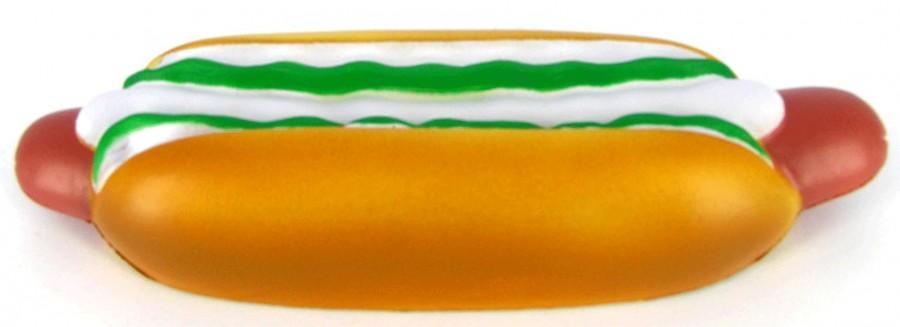 Резиновый хот-дог