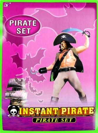 Пиратский набор с крюком