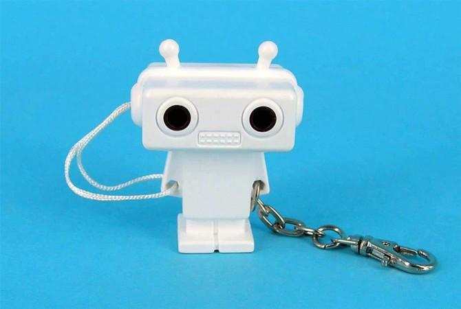 Робот - проводник - подвеска