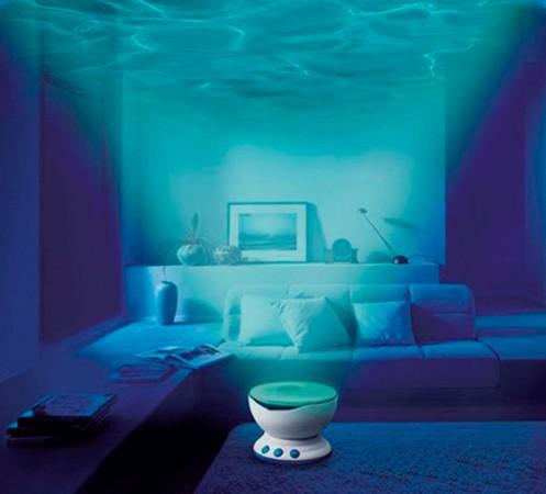 Проектор ночник океан