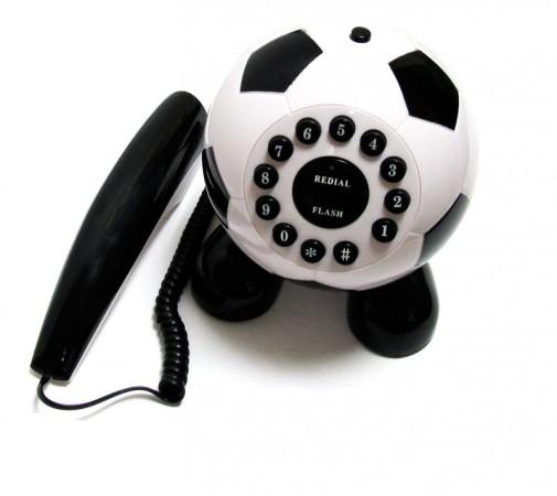 Телефон мяч