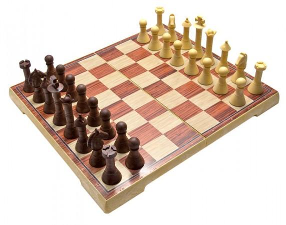 Шахматы магнитные (3006L)