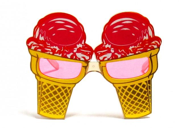 """Очки - party """"мороженое"""""""