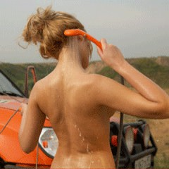Автомобильный душ