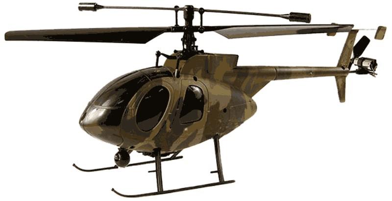 Вертолет Nine Eagle Bravo SX2,4GHz Camouflage RTF