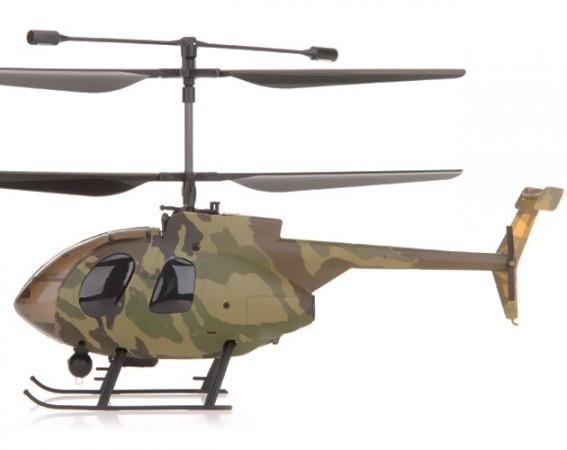 Вертолет Nine Eagles Bravo SX 2.4 GHz в кейсе