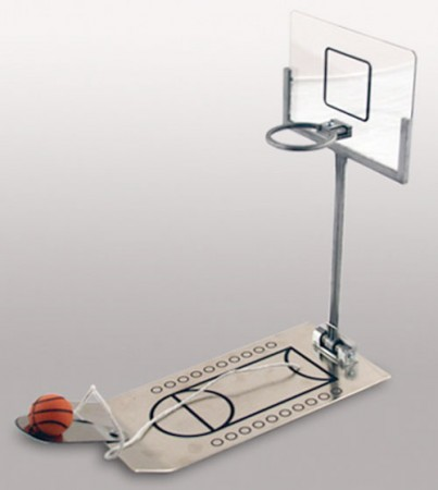 Баскетбол мини металлический MPJ3049