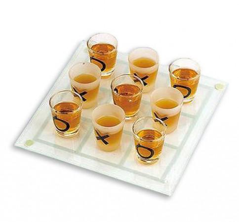 Набор пьяные Крестики - нолики