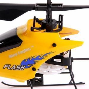 Вертолет Nine Eagle Flash Yellow RTF 2,4Ghz