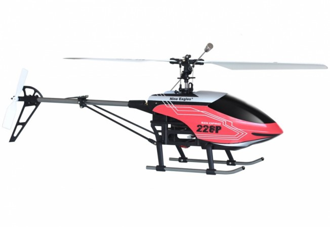 Вертолет Nine Eagles Solo PRO 228P 2.4 GHz