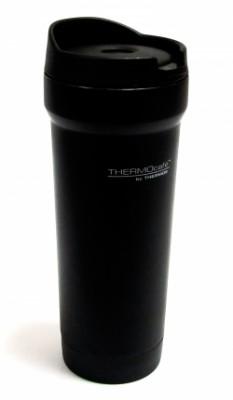 Термочашка BrillMug-450, 0,45 л,  Brilliant Thermocafe by Thermos черная