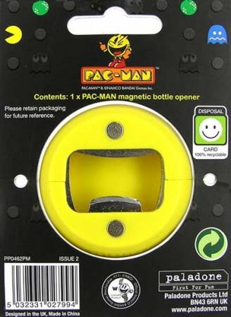 Открывалка с магнитом Pac-man