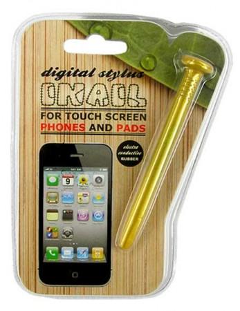Гвоздь - стилус для смартфона