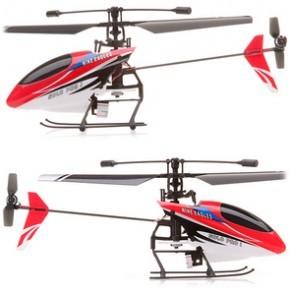 Вертолет Nine Eagles Solo PRO I электро 2.4ГГц кейс красный RTF
