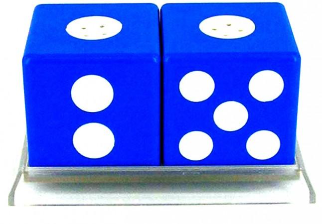 Кубики - солонки дизайн