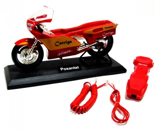 Мотоцикл - телефон