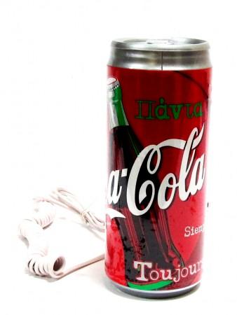 """Телефон баночка """" Cola,Sprite,Pepsi """""""