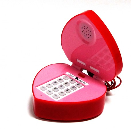 Телефон Сердце