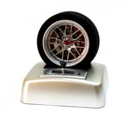 """Часы  """"Автомобильное колесо"""""""