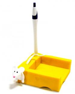 Мышка в пармезане