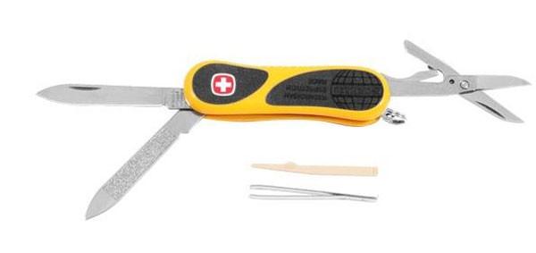Нож Wenger Evogrip 1 81 11 822 WPER