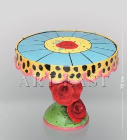 Тортовница средняя Цветы