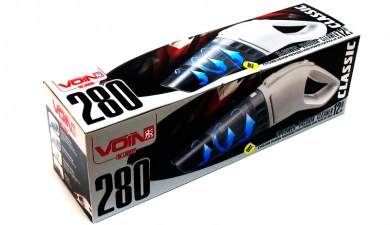 Автопылесос Voin VC-280