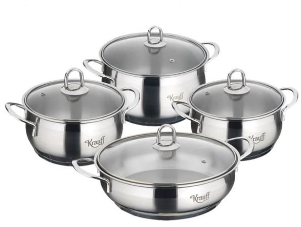 Набор посуды 8 предметов  26-158-003
