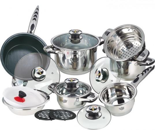 Набор посуды 16 предметов 26-189-001