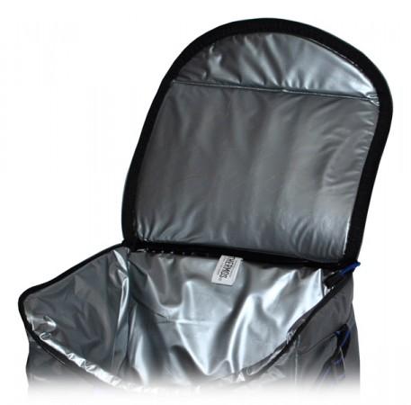 Изотермическая сумка Geo Trek 12л синяя