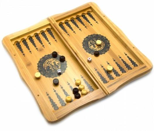 Нарды с шахматами Баку II