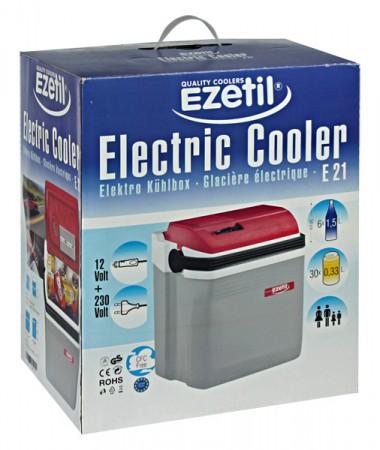 Автохолодильник E-21 S