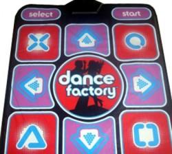 Танцевальный коврик Dance factory 8 bit