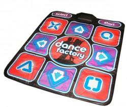 Танцевальный коврик Dance factory 16 bit
