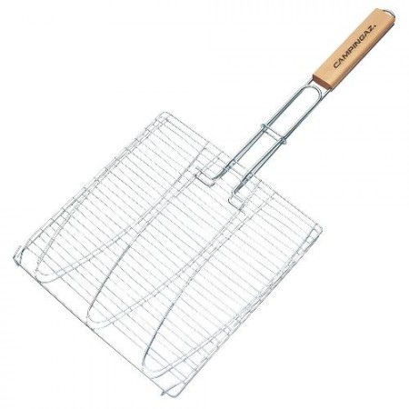 """Двойная решетка для рыбы """"Fish Basket"""" 28*28/CMZ033 4823082705870"""