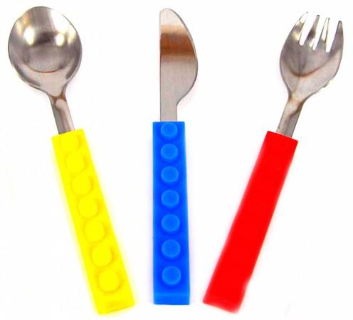 LEGO вилка-ложка-нож