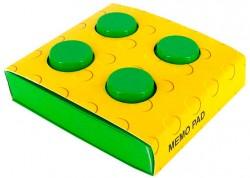 Блокнот 4 lego