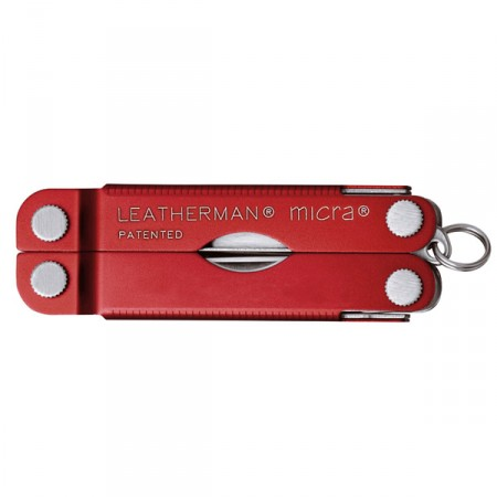 Мультитул Leatherman Micra Red 64330082N