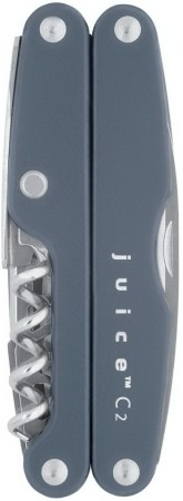 Набор инструментов Leatherman 70108092N Juice C2 - Storm Gray