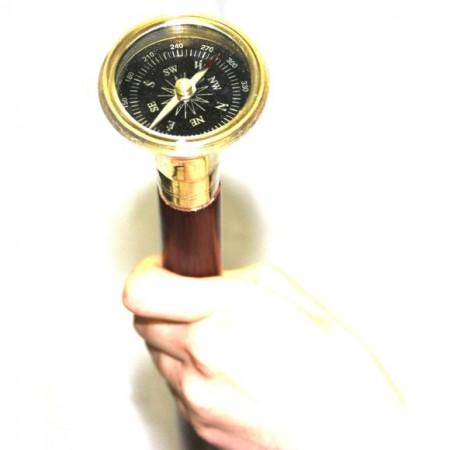 Трость с компасом NT.5155