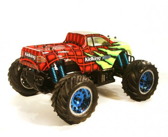 Автомобиль KidKing TOP Scale Electric Powered Off Road Monster Truck