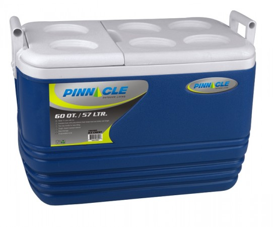 Изотермический контейнер Eskimo 57,0 л синий