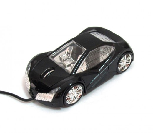 Компьютерная мышка Спорткар