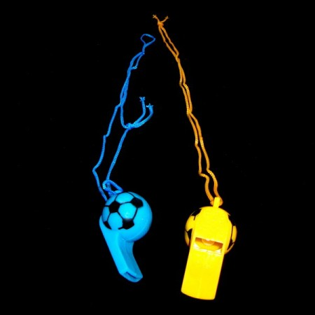 Свисток Футбол